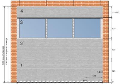 Эскиз-ворот-с-панорамной-панелью