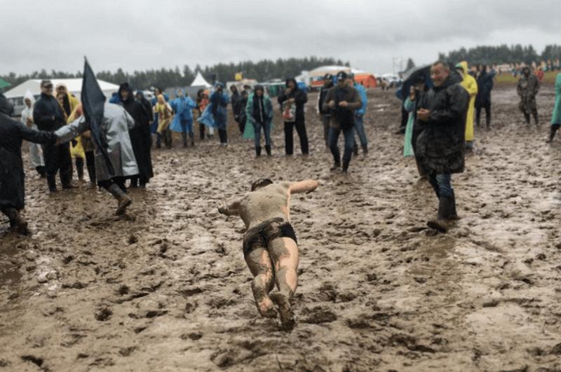Как прошёл фестиваль «Нашествие-2017»