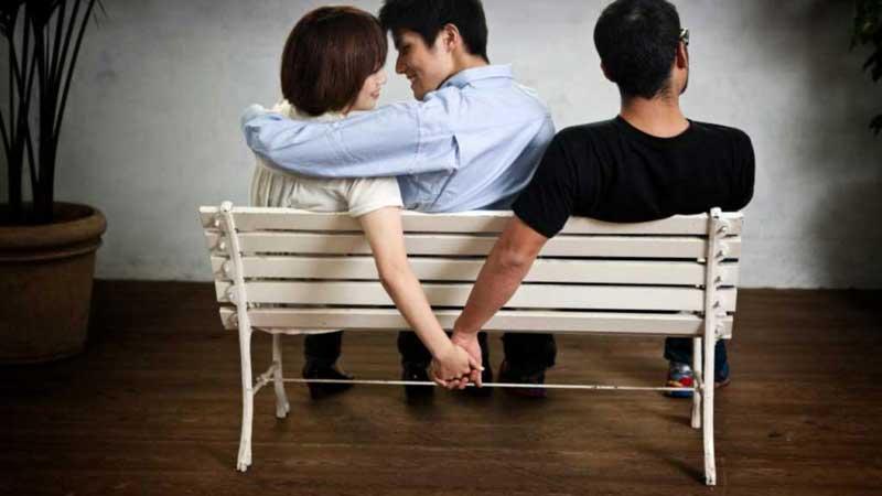 неверность или зачем и с кем спят женщины