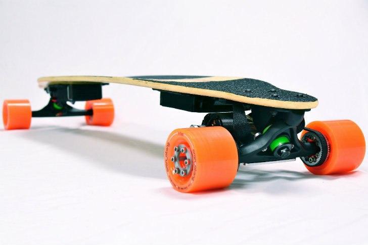 Как самому сделать скейтборд 742