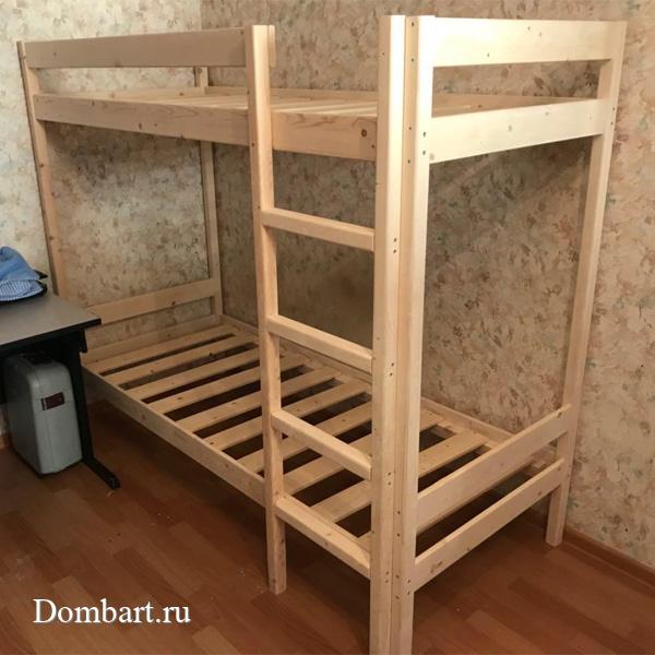 Кровать-двухъярусная