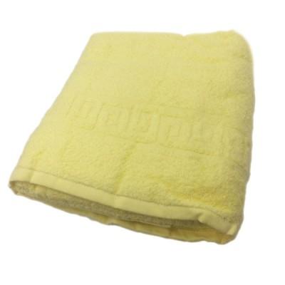 Желтое-полотенце