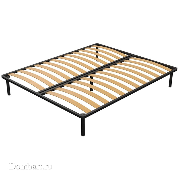 Основание-для-кровати-Дрим-с-металлическими-ножками