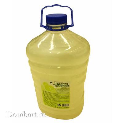 гель-мыло-лимон